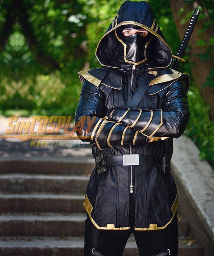 hawkeye ronin cosplay by simcosplay