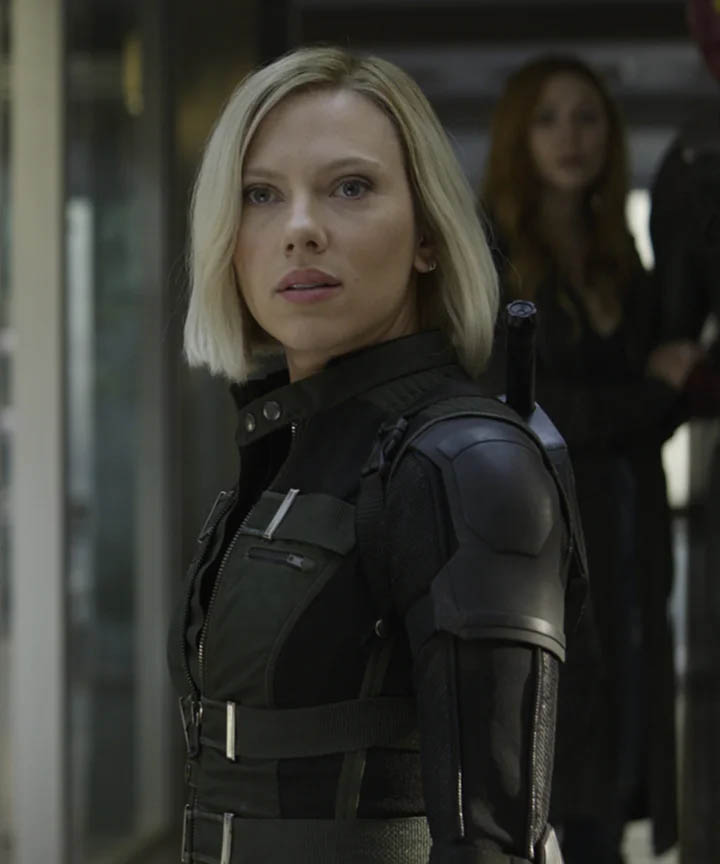 classic suit for black widow