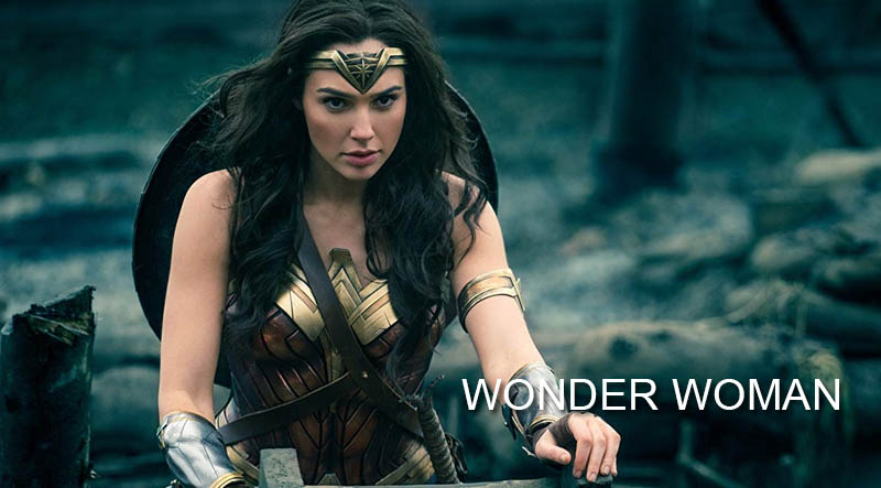 The detailed information about the super heroine Wonder Woman