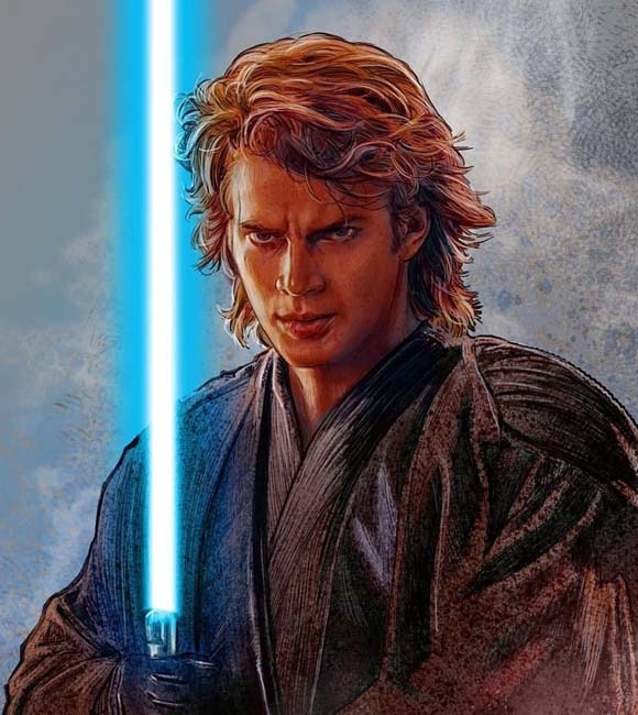 Star Wars Anakin Skywalker Fansart