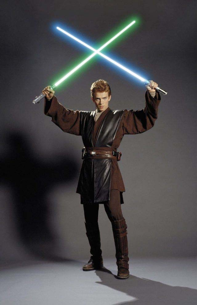 Star Wars Episode 2 The Attack of the Clones Anakin Skywalker